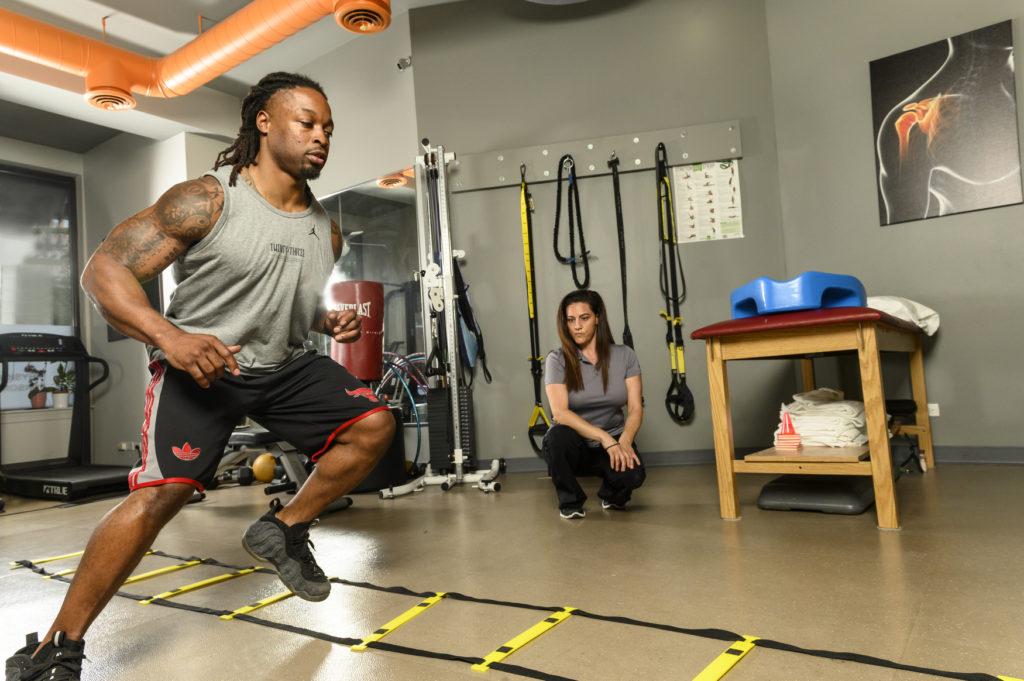 sports rehabilitation in Chicago