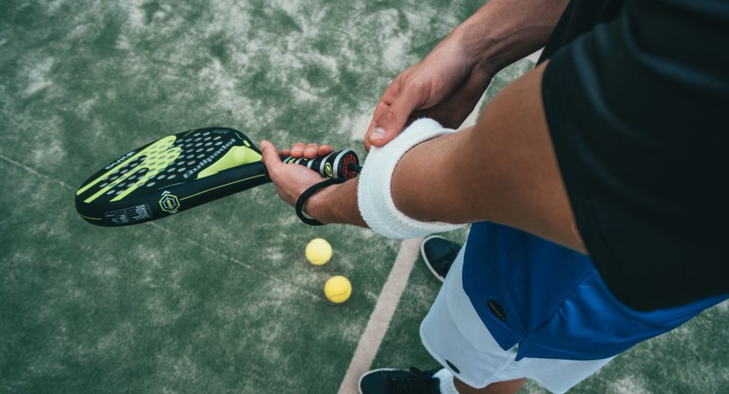 physical therapy tennis injury