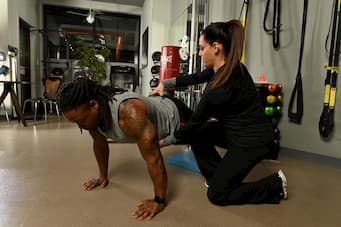 Personal trainer Chicago